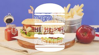 American Burger Festival In Bangkok