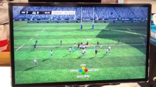Rugby Challenge 2 Game Play #2
