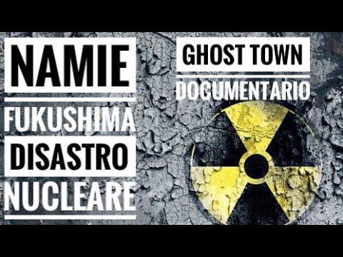 DISASTRO NUCLEARE DI FUKUSHIMA - ESPLORAZIONE NAMIE THE GHOST TOWN - DOCUMENTARIO DI VIAGGIO