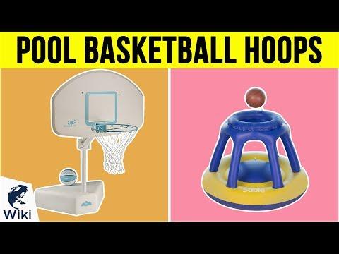 10 Best Pool Basketball Hoops 2019