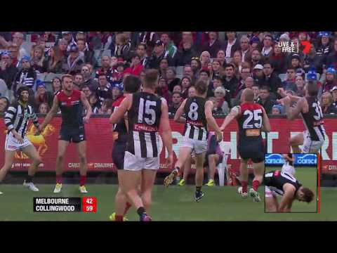 Howe incredible: his best grab yet?