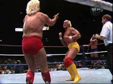 MSG 3-23-92 Piper Hogan Vs Sid Flair Part 2