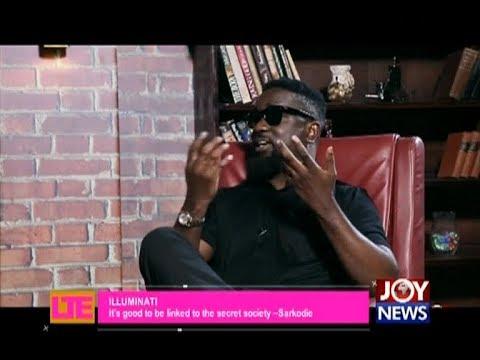 Illuminati - Let's Talk Entertainment on JoyNews (15-2-18)