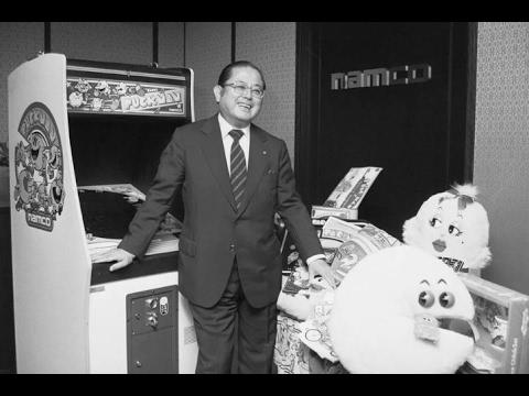 Founder of Namco - Masaya Nakamura - Passes Away at 91 - #CUPodcast
