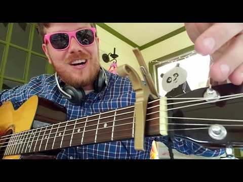 Eric Church - Desperate Man // Easy Guitar Tutorial