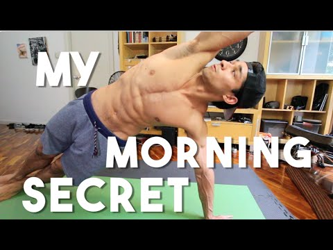 My Morning Secret (Healthy Living Routine)