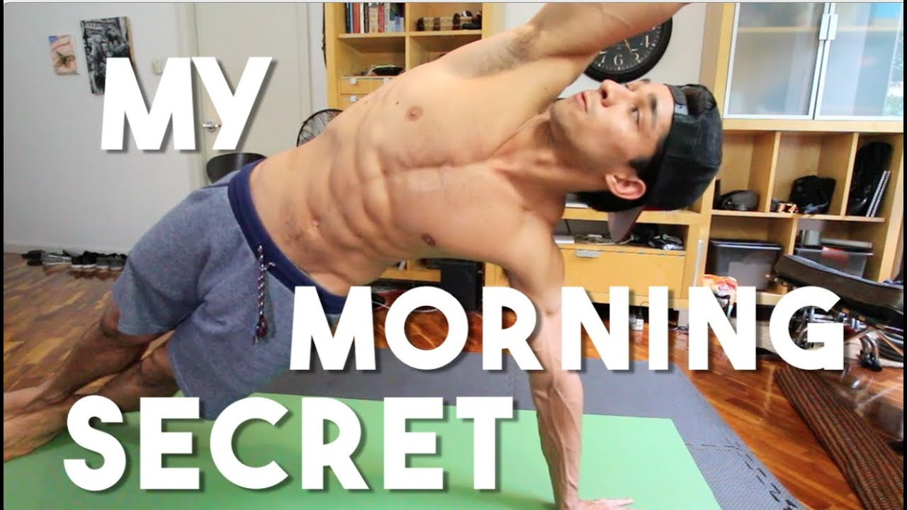 My Morning Routine (Healthy Living)