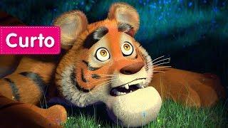 Masha e o Urso - Listras e Bigodes 🐯(Masha e o Tigre)