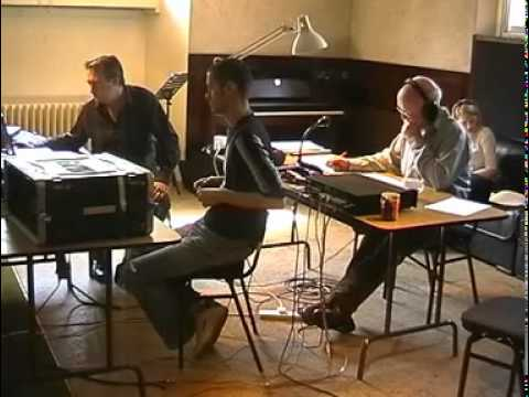 Violinist Alan Parmenter records CD with pianist Florian Uhlig