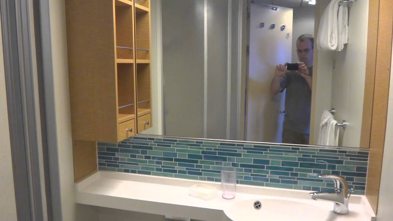 Oasis Of The Seas Superior Ocean View Stateroom With