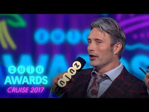Årets skuespiller | Mads MIkkelsen | ZULU Awards 2017