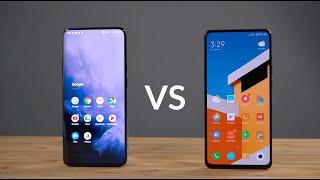 Comparison: OnePlus 7 Pro VS Xiaomi Redmi K20 Pro