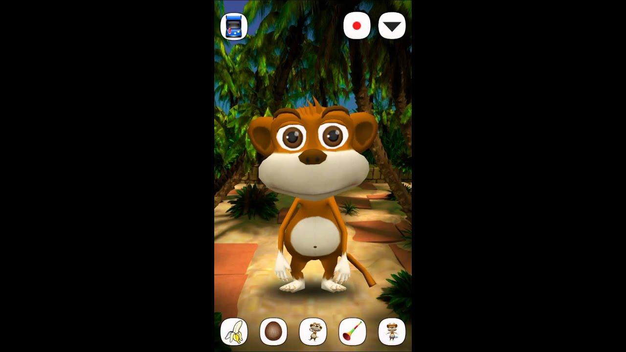 Игры говорящие животные