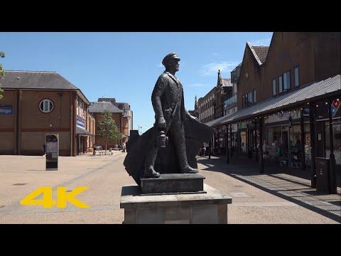Eastleigh Walk: Town