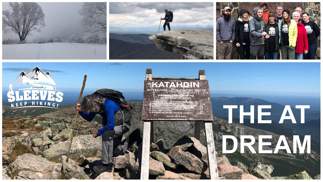 Appalachian Trail One Step At A Time