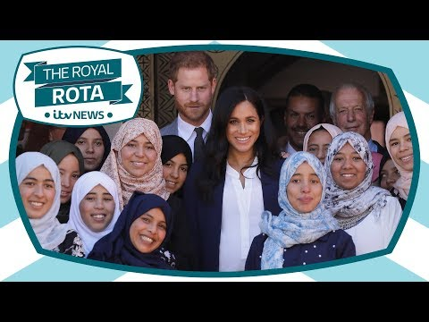 Special edition from Morocco on Harry and Meghan's visit | ITV News