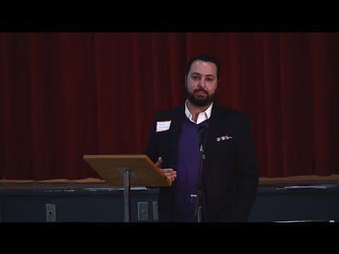 Life Matters Conference: Albertos Polizogopoulos