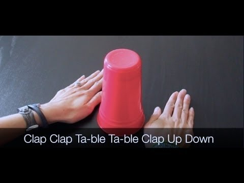 The Easiest Cup Song Tutorial