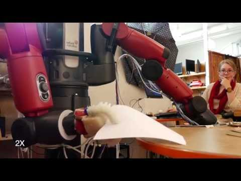 A Modular Soft Robotic Gripper