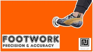 ROCUPtv - Footwork Precision and Accuracy