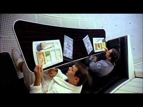 2001 Odissea nello Spazio - intervista al computer HAL9000