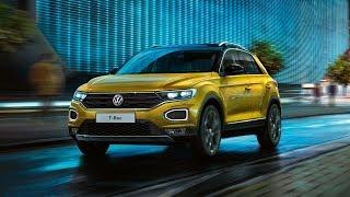 Новий Volkswagen T-Roc. Твій наступний крок.