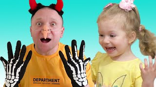 Story for kids about liars. What happens to liar by Sasha Kids Channel.