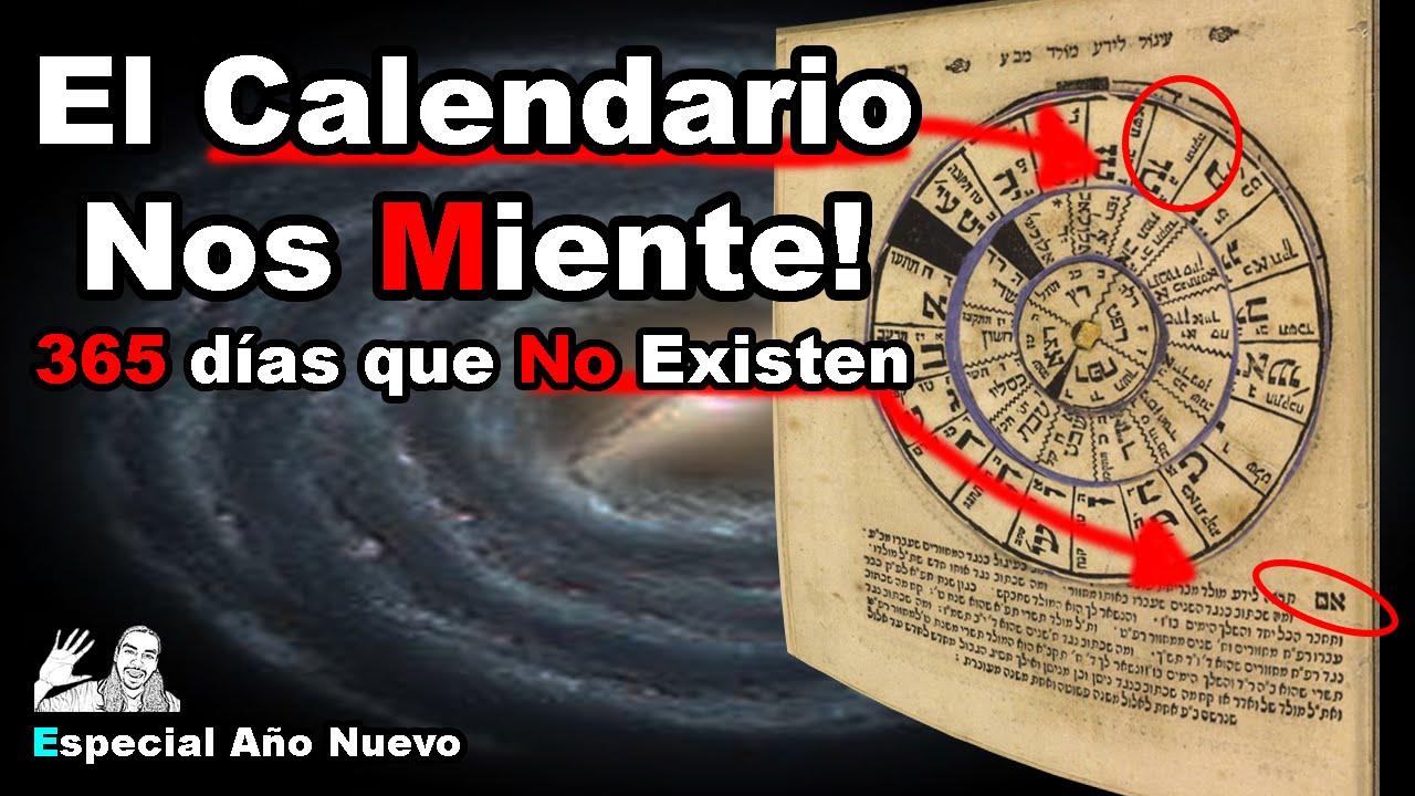 El Calendario te Miente !!! | Especial #AñoNuevo2016