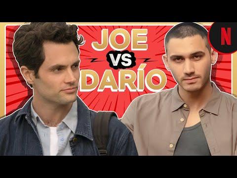 Joe vs Darío, ¿quién es más aterrador? | Oscuro deseo