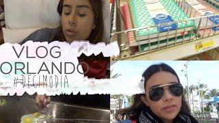 Vlog Orlando, 10 dia - Compras, Target e comida japonesa na robata!