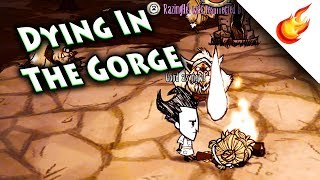 YOU CAN LITERALLY DIE IN THE GORGE - Don