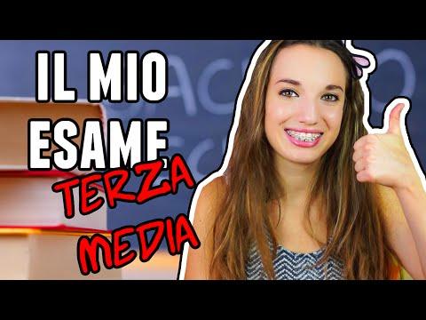 IL MIO ESAME DI TERZA MEDIA!