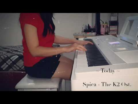 Today (오늘도) - Kim Bo Hyung (Spica) / The K2 OST Part.1 (Piano Cover)