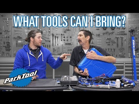 Shop Talk: What Tools Should We Bring on Our Bike Trip?
