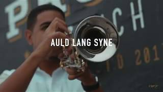 Auld Lang Syne New Year& 39 s Song Trumpet Duet