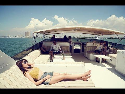 Inspire Marine - Thailand Yacht Charters - Broward 112
