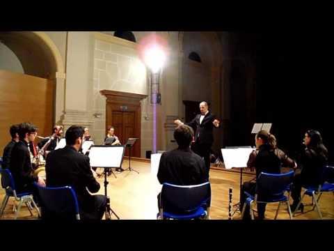 Darius Milhaud -  Symphonie da chambre No 5 Op 75 - Ensemble Excentrique