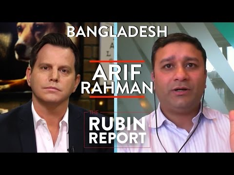 Bangladeshi Blogger on the Far Left Enabling Islamic Extremism (2 of 2)