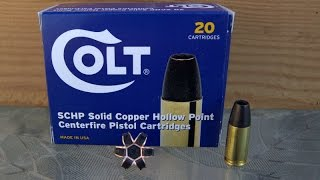 Colt  Brand 9mm Ammo Review - Is This Cheap Ammo Crap?