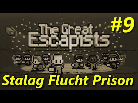 "The Escapists | S2E09 ""Chippin' Boulders!"" 