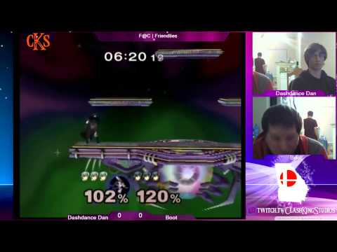 F@Cs - 5/14/15 - Dashdance Dan (Fox/Falco) vs Boot (Marth)