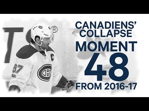 No 48/100: The Canadiens collapse