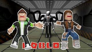 DON'T LOOK BACK AND RUN / Roblox Survive and Kill the Killer in Area 51 / Roblox English / Game Line