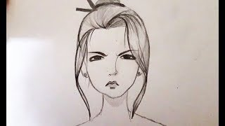 ᴴᴰ How I Draw Angry Mad women charcter