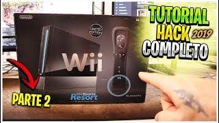 La Forma MÁS FÁCIL de HACKEAR una Wii para NOVATOS en 2019 - Parte 2