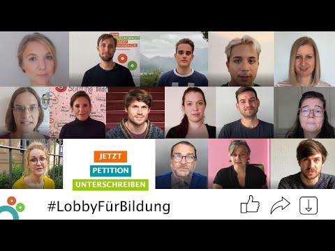 #LobbyFürBildung: Mehr Beteiligungsrechte für Kinder und Jugendliche