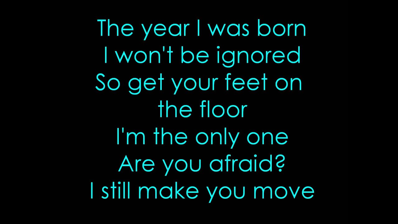 Neon Trees - 1983 lyrics