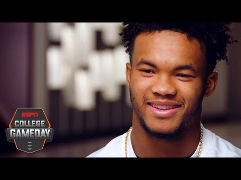 Oklahoma's Kyler Murray won't stop until he wins National Championship | College GameDay
