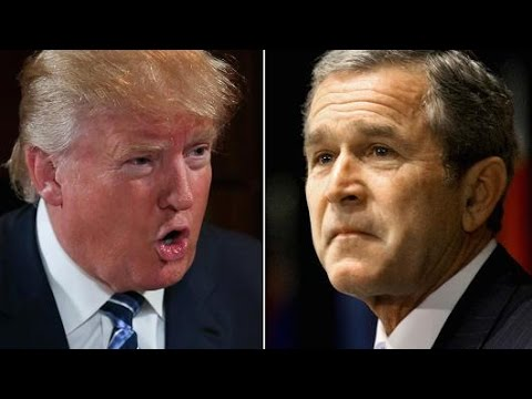 Trump Proposes Bush Tax Cuts On Steroíds