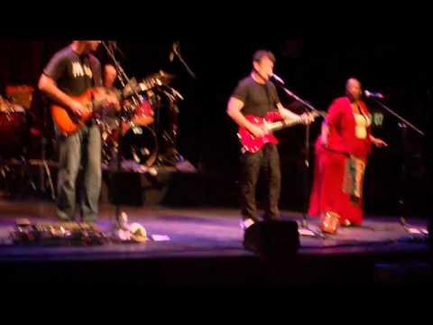 Johnny Clegg Band , Lebanon, NH 4/7/11